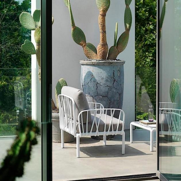 Модульне крісло Komodo Poltrona Bianco Grigio (40371.00.163) - Модульне крісло Komodo Poltrona Nardi