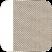 Приставний пуф Komodo Pouf Bianco Canvas Sunbrella® laminato