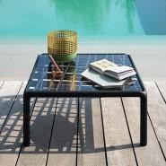 Столик Komodo Tavolino Vetro Agave (40368.16.501) - Журнальний столик Komodo Tavolino Vetro Nardi