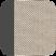 Модуль Komodo Terminale DX/SX Antracite Canvas Sunbrella® laminato