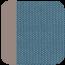 Модуль Komodo Terminale DX/SX Tortora Adriatic Sunbrella®