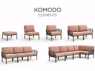 Модульна система Komodo