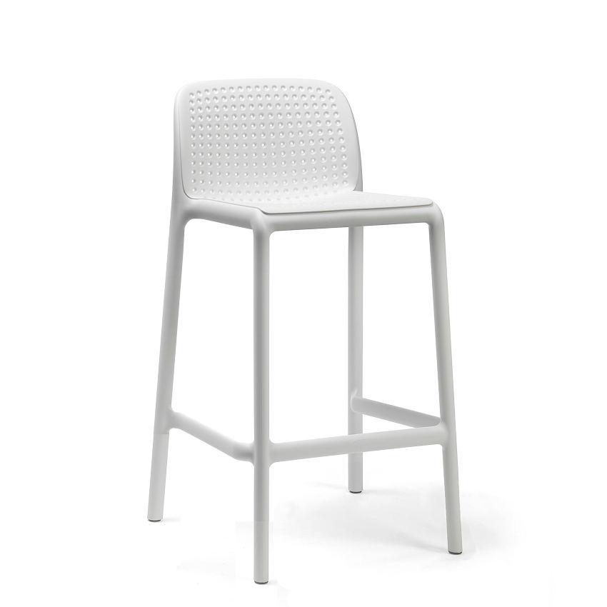 Напівбарний стілець Lido Mini (40345.00.000) - Вуличні барні стільці Nardi