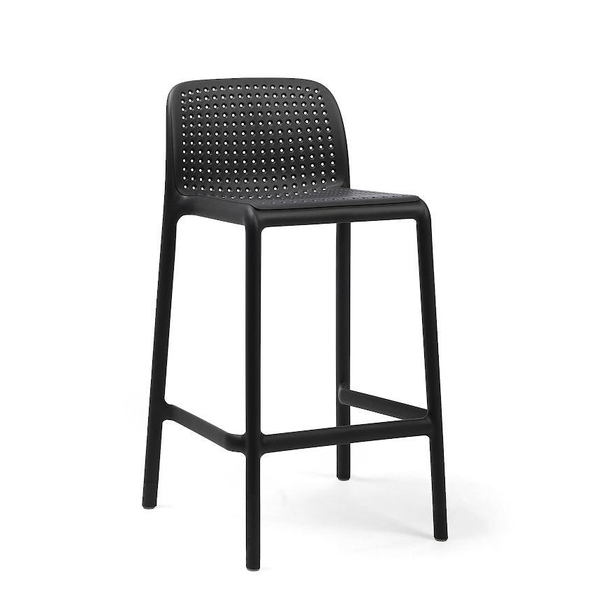 Напівбарний стілець Lido Mini (40345.02.000) - Вуличні барні стільці Nardi