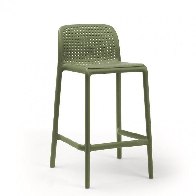 Напівбарний стілець Lido Mini Agave (40345.16.000) - Вуличні барні стільці Nardi