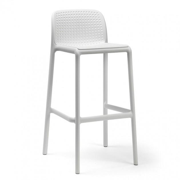 Барний стілець Lido Bianco (40344.00.000) - Вуличні барні стільці Nardi