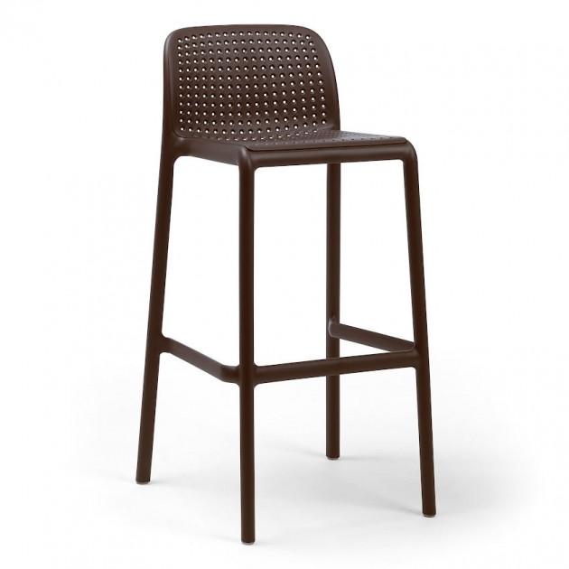 Барний стілець Lido Caffe (40344.05.000) - Вуличні барні стільці Nardi