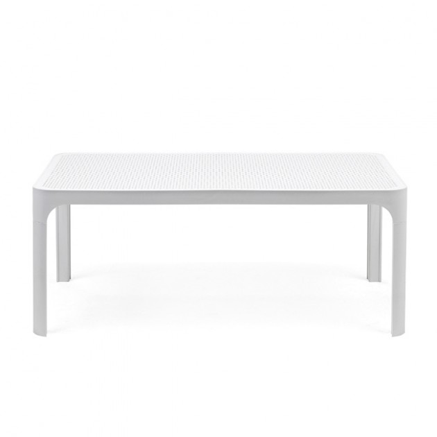Столик Net 100 Bianco (40064.00.000) - Кавові столики Nardi