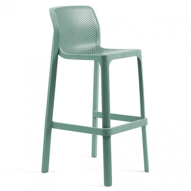 Барний стілець Net Salice (40355.04.000) - Вуличні барні стільці Nardi
