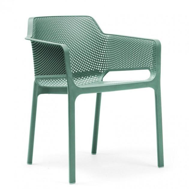 Стілець Net Salice (40326.04.000) - Стільці для вуличних кафе Nardi