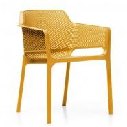 Стілець Net Senape (40326.56.000) - Стільці для вуличних кафе Nardi