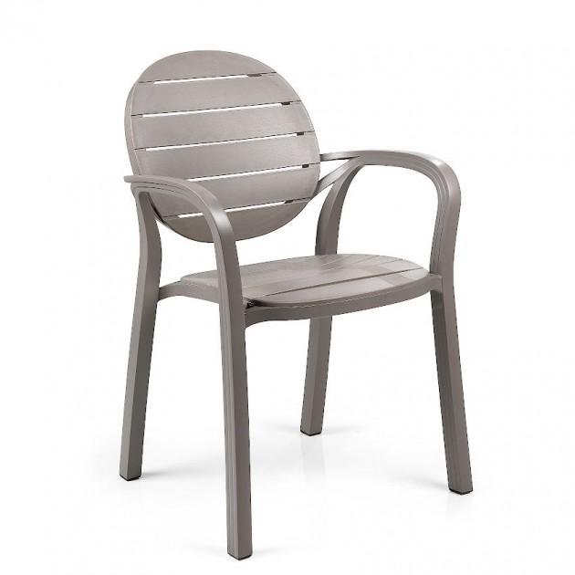 Крісло Palma Tortora (40237.00.010) - Стільці для вуличних кафе Nardi