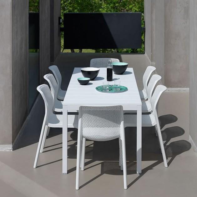 Обідній стіл Rio 140 Antracite (48352.02.000) - Обідні столи Nardi