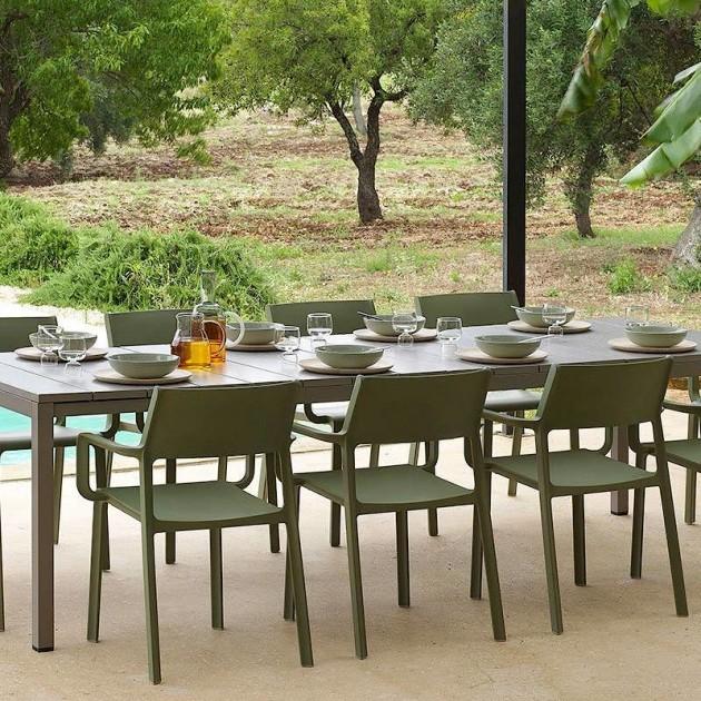 Обідній стіл Rio 210 Tortora (48259.10.000) - Обідні столи Nardi