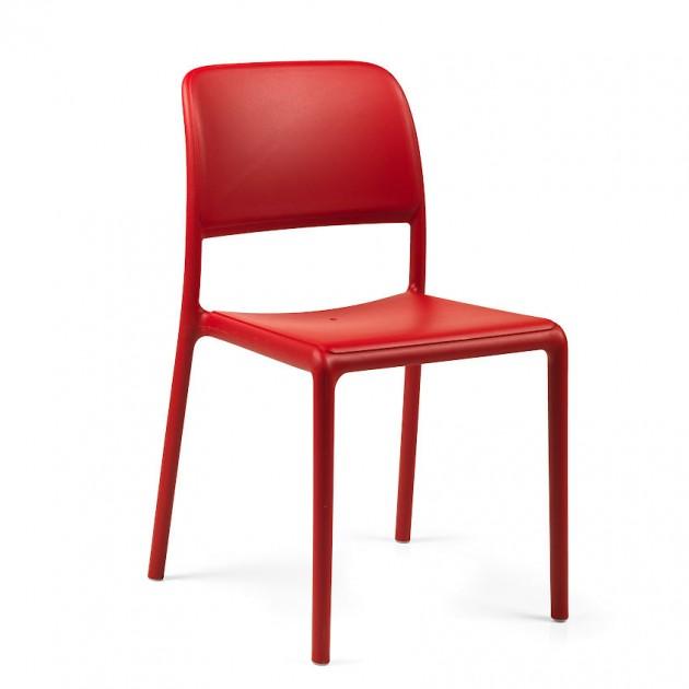 Стілець Riva Bistrot Rosso (40247.07.000.06) - Стільці для літніх кафе Nardi