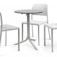 Стілець Riva Bistrot Bianco (40247.00.000.06) - Стільці для літніх кафе Nardi