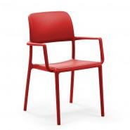 Крісло Riva Rosso (40246.07.000.06) - Вуличні крісла для кафе Nardi