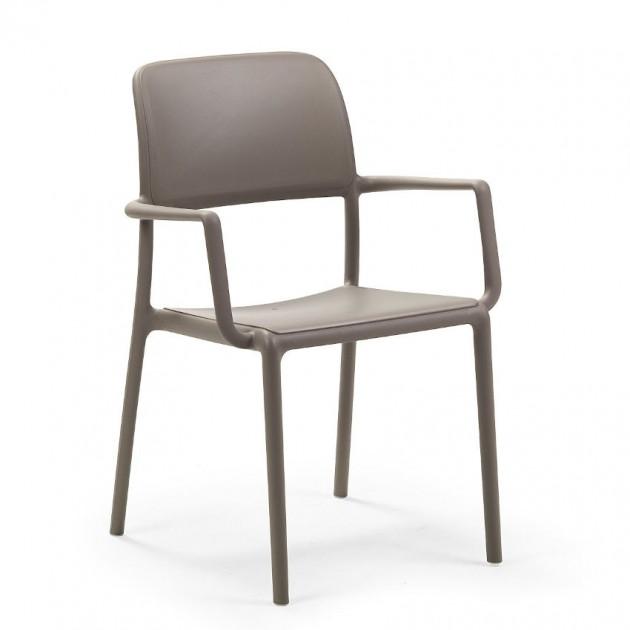 Крісло Riva Tortora (40246.10.000.06) - Вуличні крісла для кафе Nardi