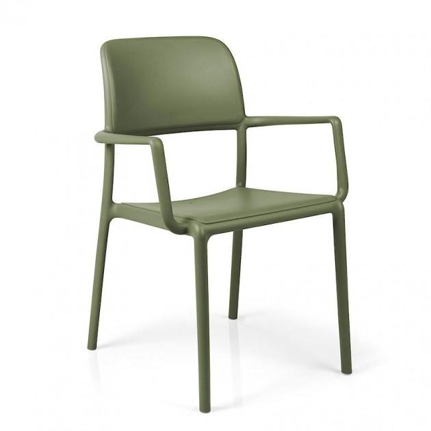 Крісло Riva Agave (40246.16.000.06) - Вуличні крісла для кафе Nardi