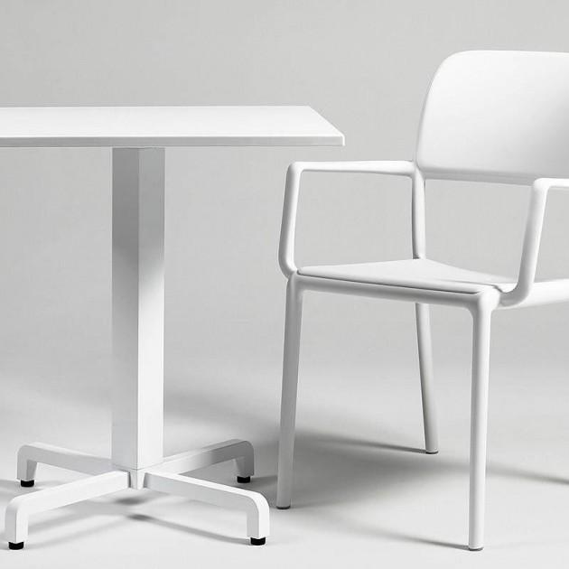 Крісло Riva Bianco (40246.00.000.06) - Вуличні крісла для кафе Nardi