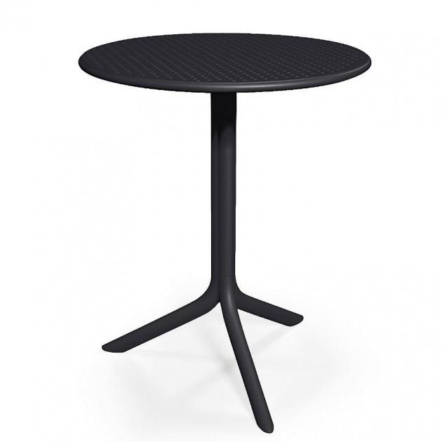Круглий стіл Step Antracite (40056.02.000) - Обідні столи Nardi