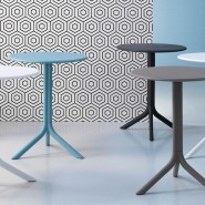 Круглий стіл Step Agave (40056.16.000) - Обідні столи Nardi