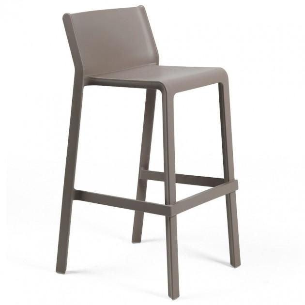 Барний стілець Trill Tortora (40350.10.000) - Вуличні барні стільці Nardi