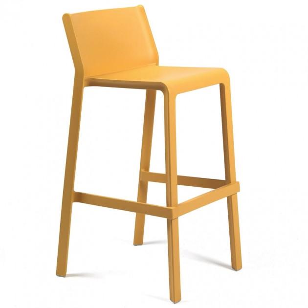 Барний стілець Trill Senape (40350.56.000) - Вуличні барні стільці Nardi