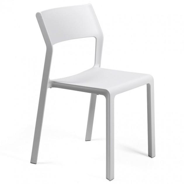 Стілець Trill Bistrot Bianco (40253.00.000) - Стільці для вуличних кафе Nardi