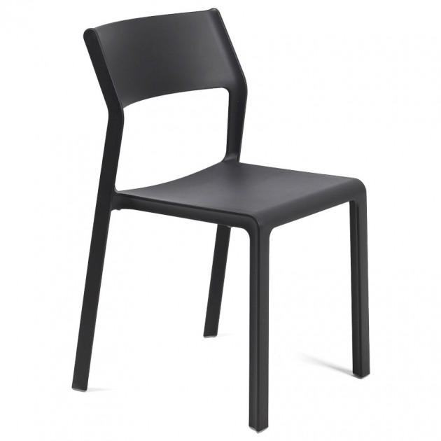 Стілець Trill Bistrot Antracite (40253.02.000) - Стільці для вуличних кафе Nardi