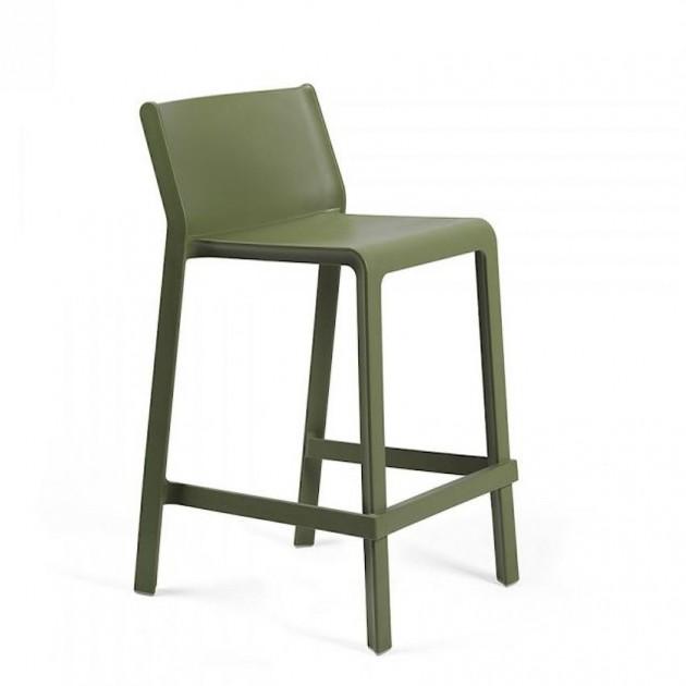 Напівбарний стілець Trill mini Agave (40353.16.000) - Вуличні барні стільці Nardi