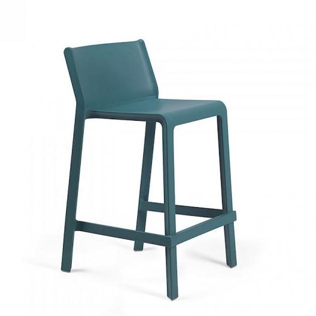 Напівбарний стілець Trill mini Ottanio (40353.49.000) - Вуличні барні стільці Nardi