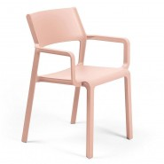 Крісло Trill Rosa Bouquet (40250.08.000) - Вуличні крісла для кафе Nardi