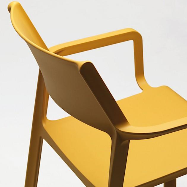 Крісло Trill Senape (40250.56.000) - Вуличні крісла для кафе Nardi