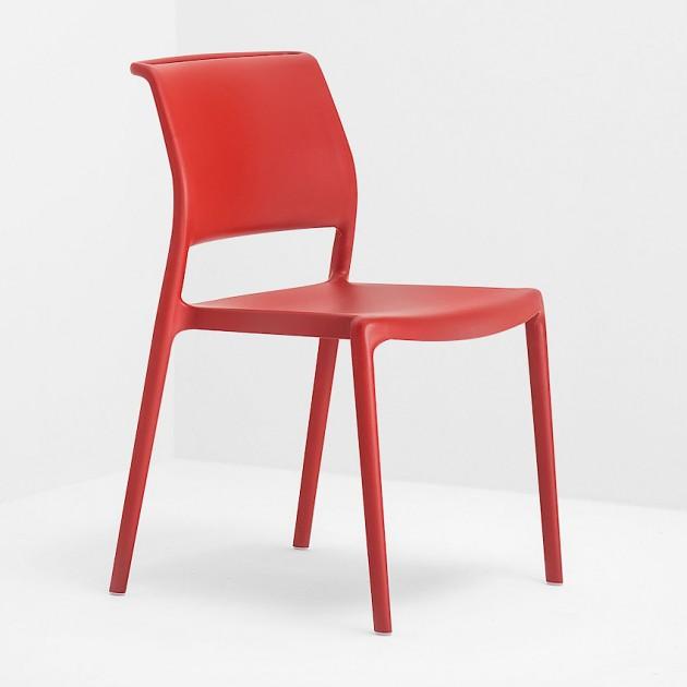 Вуличний стілець Ara 310 (310ro) - Стільці для вуличних кафе Pedrali
