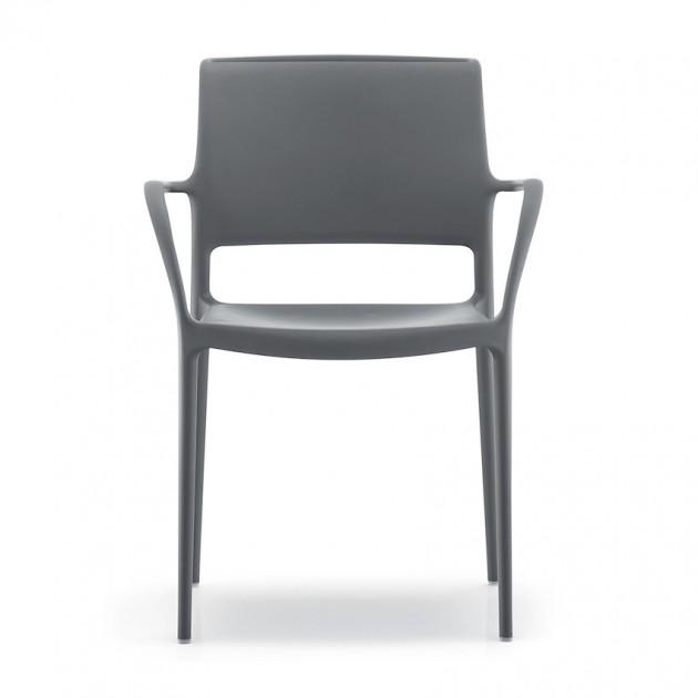 Вуличний стілець Ara 315 (315ga) - Стільці для вуличних кафе Pedrali