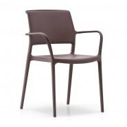 Вуличний стілець Ara 315 (315ma) - Стільці для вуличних кафе Pedrali