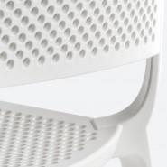 Вуличний стілець Dome 261 (261bi) - Стільці для вуличних кафе Pedrali