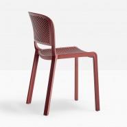 Вуличний стілець Dome 261 (261ro) - Стільці для вуличних кафе Pedrali