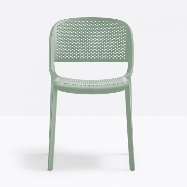 Вуличний стілець Dome 261 (261ve2) - Стільці для вуличних кафе Pedrali