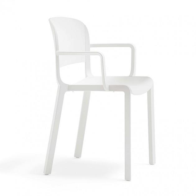 Вуличний стілець Dome 265 (265bi) - Стільці для вуличних кафе Pedrali