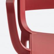 Вуличний стілець Dome 265 (265ro) - Стільці для вуличних кафе Pedrali