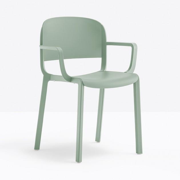 Вуличний стілець Dome 265 (265ve2) - Стільці для вуличних кафе Pedrali