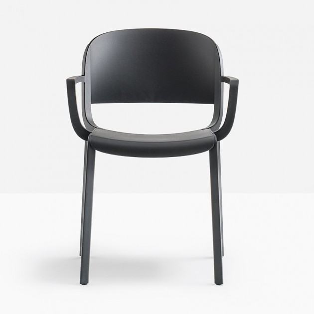 Вуличний стілець Dome 265 (265ne) - Стільці для вуличних кафе Pedrali