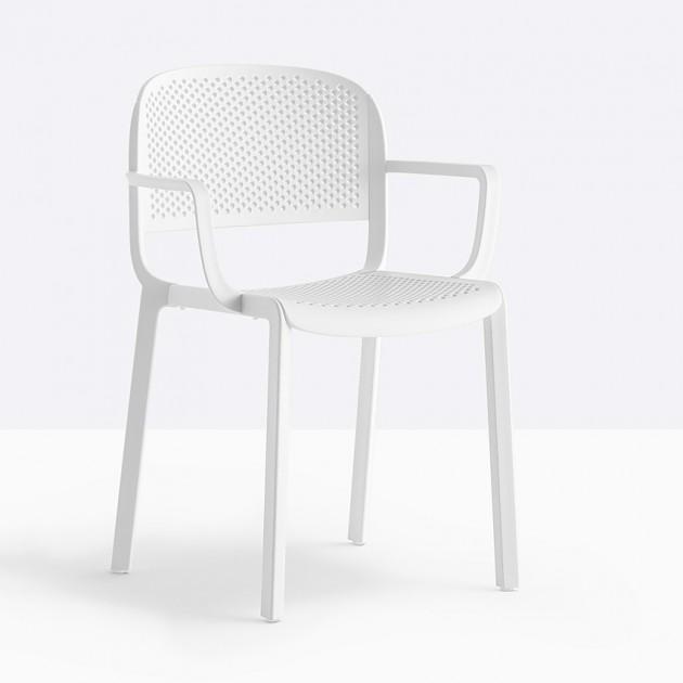 Вуличний стілець Dome 266 (266bi) - Стільці для вуличних кафе Pedrali