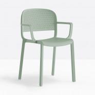 Вуличний стілець Dome 266 (266ve2) - Стільці для вуличних кафе Pedrali