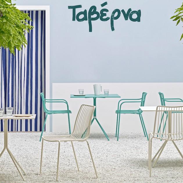 Стілець Nolita 3650 (3650bi200) - Стільці для вуличних кафе Pedrali