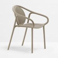Крісло Remind 3735 Sand (3735sa) - Вуличні крісла для кафе Pedrali