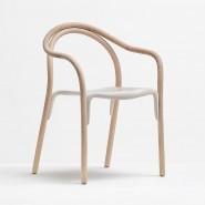Крісло Soul 3745 (3745frbi) - Крісла для ресторана Pedrali