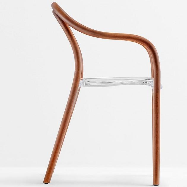 Крісло Soul 3745 (3745n2tr) - Крісла для ресторана Pedrali